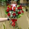 Buquê 12 Rosas Nacionais