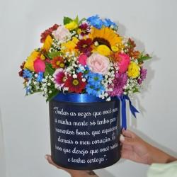 Buquê 24 Rosas Love